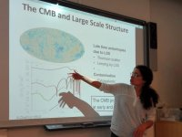 Seminar: Mapping Large-Scale Structure Evolution, by Marta Silva