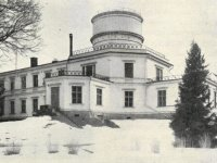 The observatory in Uppsala in todays condition. Photographer unknown