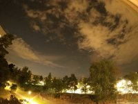GoPro camera as a timelapse camera for meteor showers