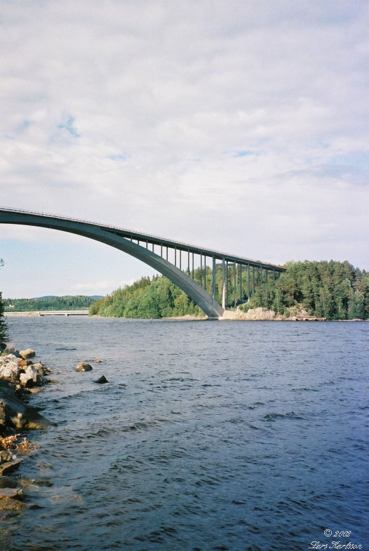 My travels in Sweden, Lappland tour, Stockholm to Holmbacka